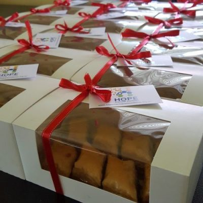 Hope Charitable Foundation Sweets for Syria Fundraiser