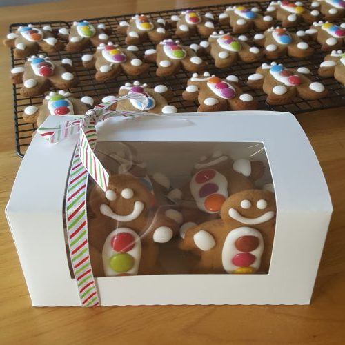 Hope Charitable Foundation Sweets for Syria Fundraiser gingerbread boxes