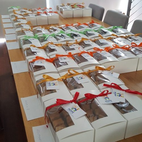 Hope Charitable Foundation Sweets for Syria Fundraiser orders